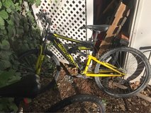 mongoose bike yellow in Fort Carson, Colorado