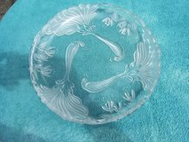 Fancy/Beautiful Glass Serving Dish in Mannheim, GE