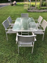 Patio Table with 6 Chairs in Watertown, New York