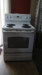 "30"" GE ELECTRIC RANGE/OVEN in Wilmington, North Carolina"