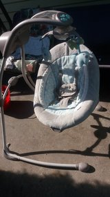 Cradle swing no cord in Fort Riley, Kansas