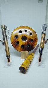 Handturn pens, pencils and turkey calls in Los Angeles, California