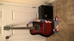 Randy Jackson American Tribute acoustic guitar in Fort Leonard Wood, Missouri