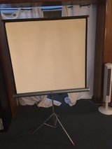 Vintage Tower Projector Screen (40x40) in Los Angeles, California