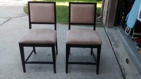 Ashley Furniture Bar High Dining Chairs in Kingwood, Texas