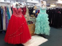 BALL GOWNS GALORE!! in Camp Lejeune, North Carolina