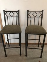 Metal framed Bar Stools in Fort Leonard Wood, Missouri