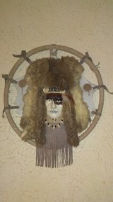 Mandela dream catcher in Hemet, California