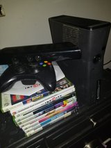 Xbox 360 with extras in Glendale Heights, Illinois