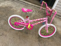 Girls huffy bike in Byron, Georgia