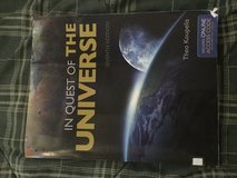 In Quest of the Universe in Fort Irwin, California