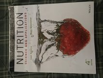 Nutrition: Science and Applications in Fort Irwin, California