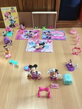 Minnie Mouse collection in DeKalb, Illinois