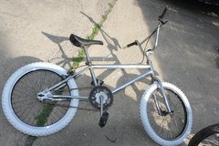 Dyno Chrome '97 Vintage Stunt Bike New Tires and Tubes Hard to Find in Chicago, Illinois