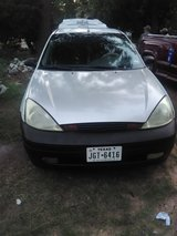 2002 Ford focus in Conroe, Texas