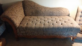 Green Large Lounge Couch Sofa in Lockport, Illinois