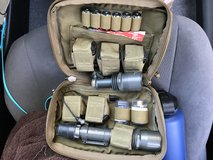 Surefire complete set in Camp Pendleton, California