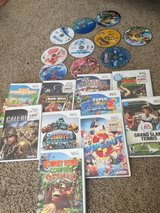 Nintendo Wii and games in Travis AFB, California