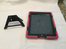 Hard back skin cover Case for IPad 2 (with kick stand) in Kingwood, Texas