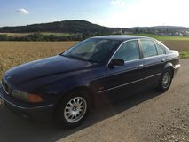 BMW 523i 6 zyl AC New Inspection only 105000 mls nice car ! in Hohenfels, Germany