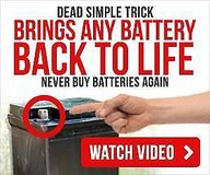 Dead Simple Trick Brings Any Battery Back To Life in Birmingham, Alabama