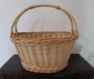 Large Wicker Basket in Ramstein, Germany