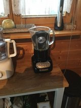 220volt kitchen aid glass blender must go today in Fort Carson, Colorado