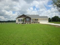 Over 1 Acre of Land-New Construction Home-Ready to Move in! in Camp Lejeune, North Carolina