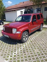 U.S. Spec 2008 Jeep Liberty in Hohenfels, Germany