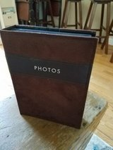 Photo album in Sandwich, Illinois