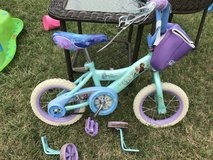 "Girls 14"" Bike, Training Wheels in Bolling AFB, DC"