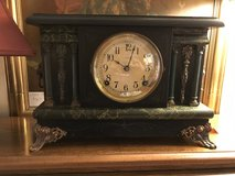 Antique Mantle Clock in Bartlett, Illinois