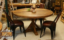 Sheesham Round Table in Baumholder, GE