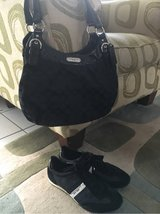 Authentic Coach Purse & Shoes in Spangdahlem, Germany