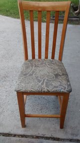 Solid Wood Dining Room Chair in Kingwood, Texas
