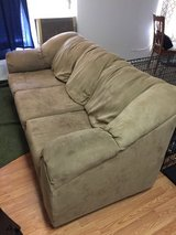 Free couch in 29 Palms, California