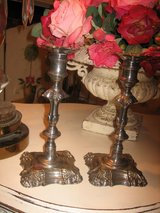 silver candlesticks in Westmont, Illinois