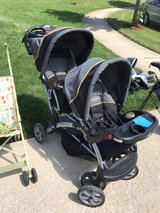 Baby trend sit & stand stroller in Naperville, Illinois