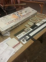 Alto mat cutter in original box with full instructions in Cleveland, Ohio