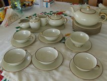 Antique Tea service for 6 people in Stuttgart, GE