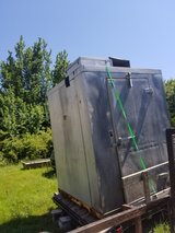 6x6' walk in cooler in Fort Riley, Kansas