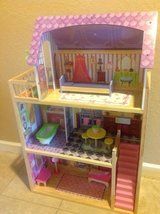KidKraft Kayla Dollhouse with 10 Pieces of Furniture in Kingwood, Texas