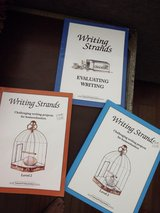 Homeschool! Writing Strands Level 2, 3 and Evaluating Writing in Camp Lejeune, North Carolina