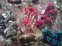 Stretch Bracelets rings necklaces New all colors and sizes in Tifton, Georgia