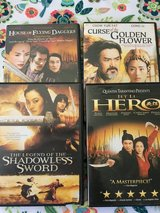 Martial Arts Movies (4) in Fort Leonard Wood, Missouri