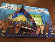 Lollapalooza tickets 4-day pass in Naperville, Illinois