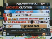 DVD Movies (9) in Fort Leonard Wood, Missouri