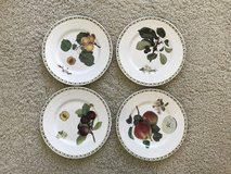 Royal Horticultural Society – Hookers Fruit - 4 China Plates in Lockport, Illinois