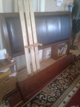 Nice Queen size bed frame in Barstow, California