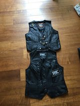 Vests Leather Motorcycle in Camp Pendleton, California